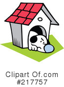 Dog Clipart #217757 by Johnny Sajem