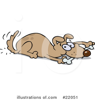 Dog Clipart #22051 by gnurf