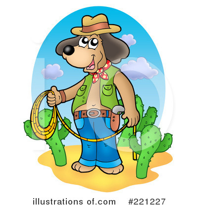 Cowboy Clipart #221227 by visekart