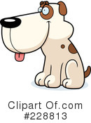 Dog Clipart #228813 by Cory Thoman