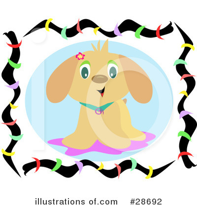 Dog Clipart #28692 by bpearth