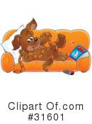 Dog Clipart #31601