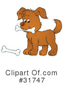 Dog Clipart #31747