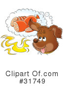 Dog Clipart #31749