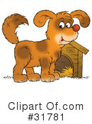 Dog Clipart #31781