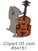 Dog Clipart #34151 by djart