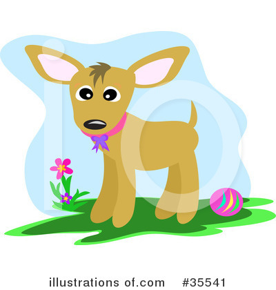 Dog Clipart #35541 by bpearth