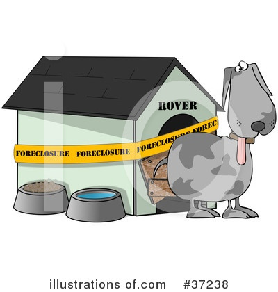 Real Estate Clipart #37238 by djart