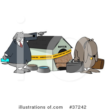 Real Estate Clipart #37242 by djart