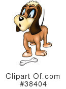 Dog Clipart #38404