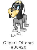 Dog Clipart #38420