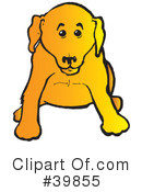 Dog Clipart #39855 by Snowy