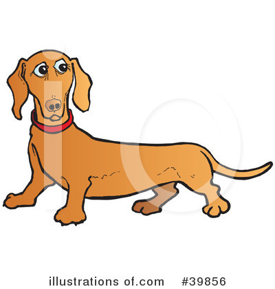 Dog Clipart #39856 by Snowy