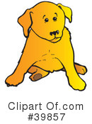 Dog Clipart #39857 by Snowy