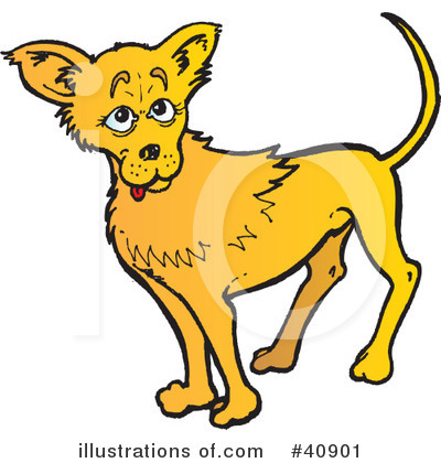 Dog Clipart #40901 by Snowy