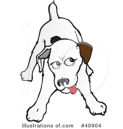 Dog Clipart #40904 by Snowy