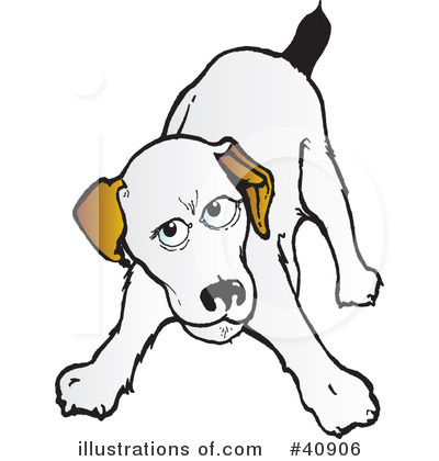 Dog Clipart #40906 by Snowy