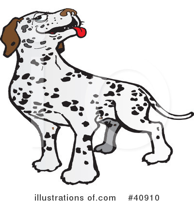 Dog Clipart #40910 by Snowy