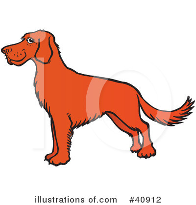Dog Clipart #40912 by Snowy