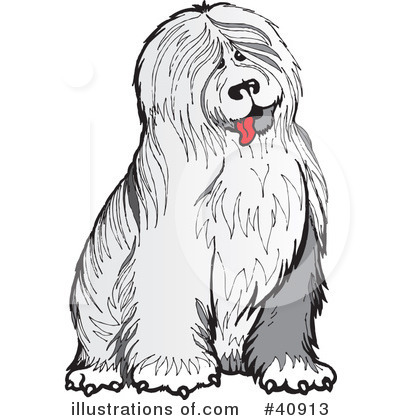 Dog Clipart #40913 by Snowy