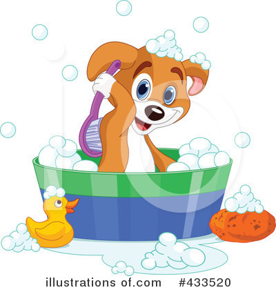 Rubber Ducky Clipart #433520 by Pushkin