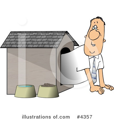 Man Clipart #4357 by djart