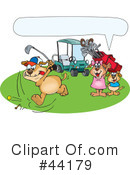 Dog Clipart #44179 by Dennis Holmes Designs