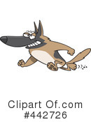 Dog Clipart #442726 by toonaday