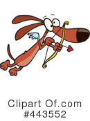Royalty-Free (RF) Dog Clipart Illustration #443552