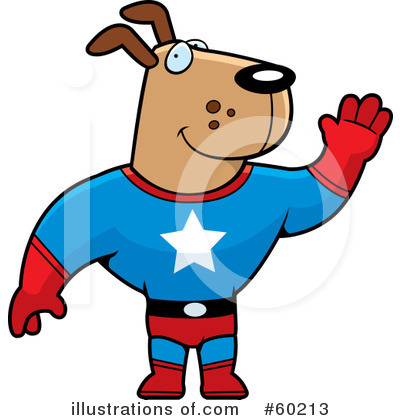 Super Hero Clipart #60213 by Cory Thoman