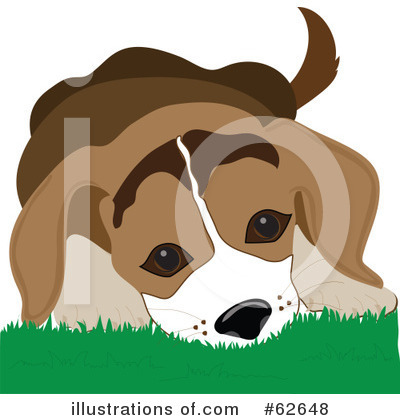Puppy Clipart #62648 by Pams Clipart