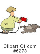 Dog Clipart #6273 by djart