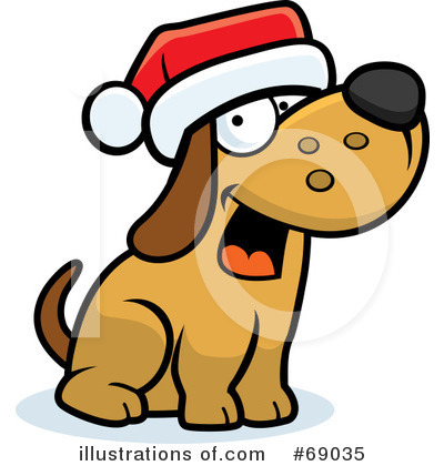 Royalty-Free (RF) Dog Clipart Illustration by Cory Thoman - Stock Sample #69035