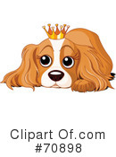 Royalty-Free (RF) Dog Clipart Illustration #70898