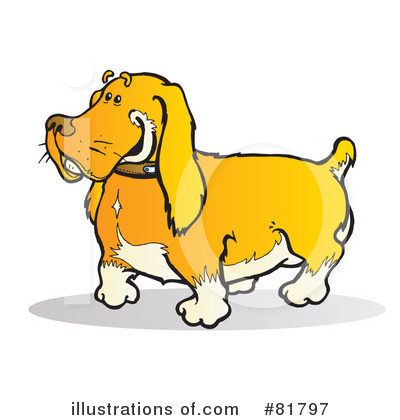 Dog Clipart #81797 by Snowy
