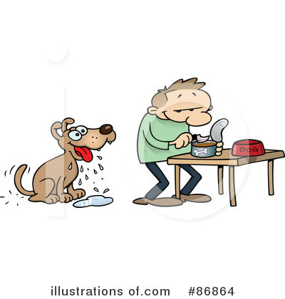 Dog Clipart #86864 by gnurf