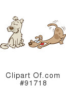 Dog Clipart #91718 by gnurf