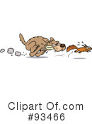 Dog Clipart #93466 by gnurf