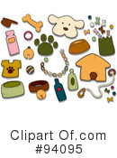 Dog Clipart #94095