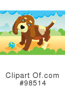 Dog Clipart #98514 by mayawizard101