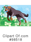 Dog Clipart #98518 by mayawizard101
