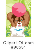 Dog Clipart #98531 by mayawizard101