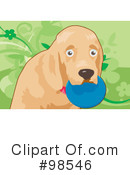 Dog Clipart #98546 by mayawizard101