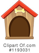 Dog House Clipart #1193031 by visekart