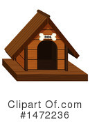 Dog House Clipart #1472236 by Graphics RF