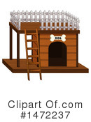 Dog House Clipart #1472237 by Graphics RF