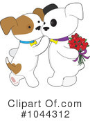 Dogs Clipart #1044312 by Maria Bell
