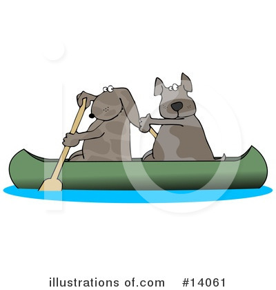 Royalty-Free (RF) Dogs Clipart Illustration by djart - Stock Sample #14061