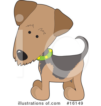 Puppy Clipart #16149 by Maria Bell