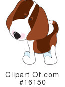 Royalty-Free (RF) Dogs Clipart Illustration #16150